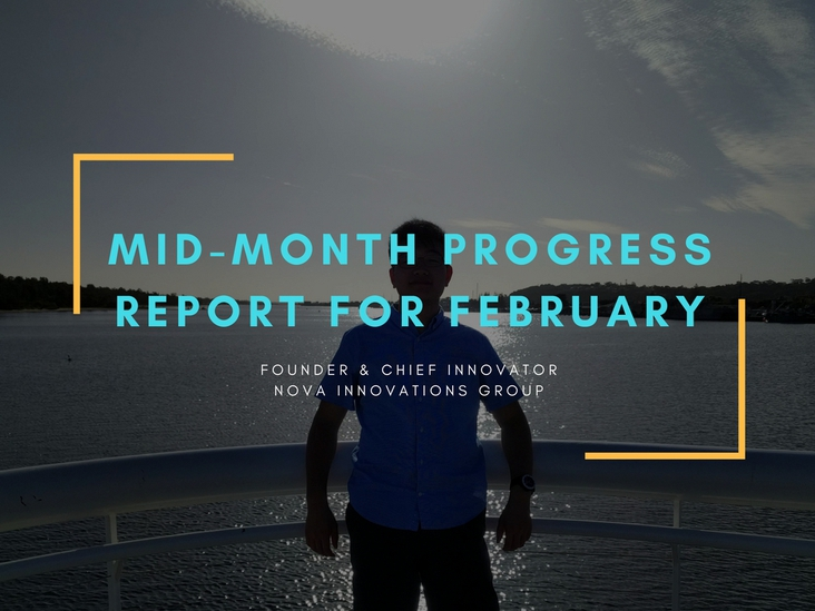 Progress Report for Mid-February 0002