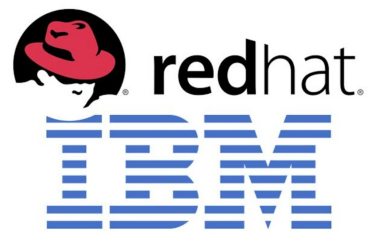 Big Blue buys Red Hat
