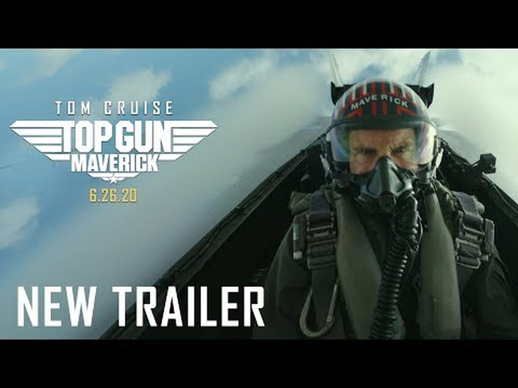 Top Gun: Maverick - Trailer #2 is out!