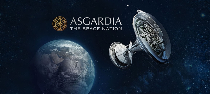 Welcome to Asgardia!