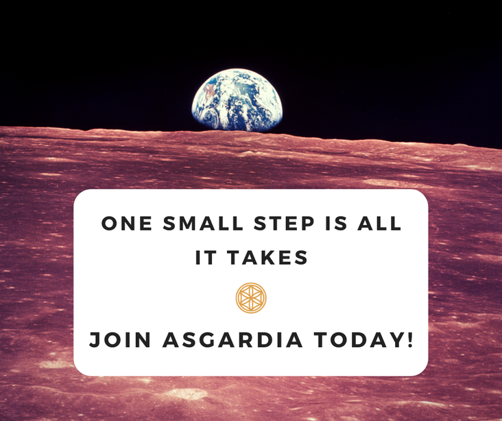 Become a Resident of Asgardia