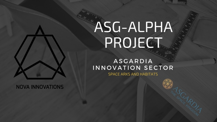 Space Ark: ASG-Alpha Progress Card 1