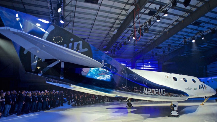 VIDEO: Virgin Galactic's tourist ship completes its first supersonic flight