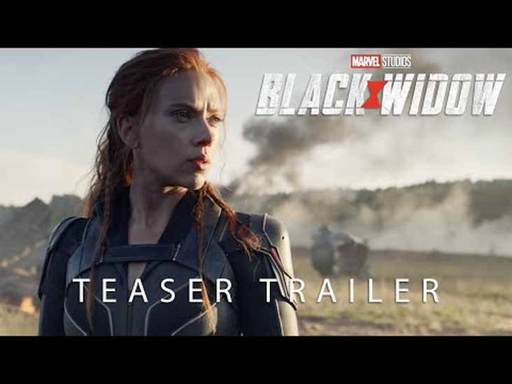 Black Widow Movie Trailer - Better than expected!