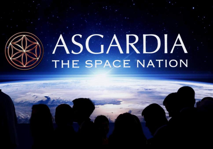 The creation of Asgardia is a historic moment for all mankind
