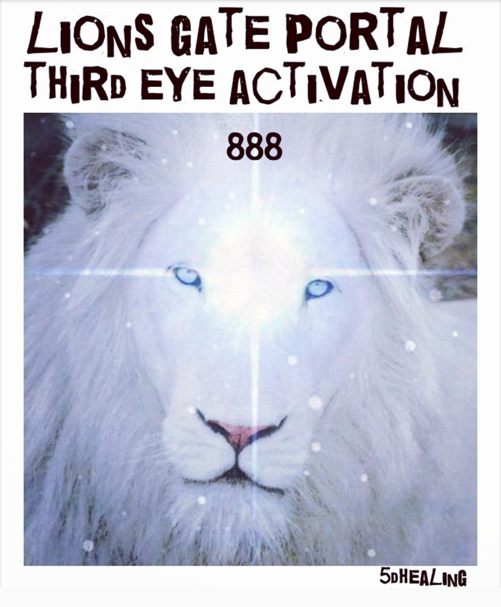 August 8: 8-8-8 Lions Gate Portal Energies