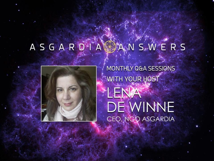 Asgardia Answers Sept 16, 2017 - Transcriptions<br/>