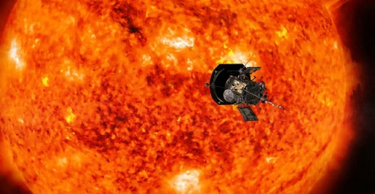 NASA launches probe to study Solar Phenomena