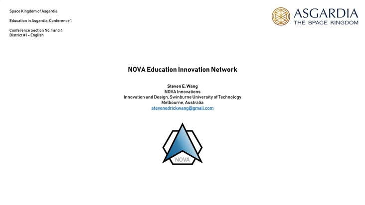 NOVA Education Innovation Network