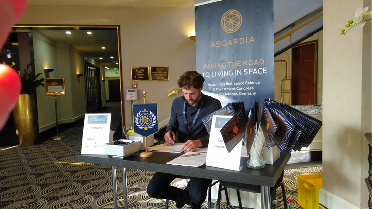 Asgardia Science and Investment Congress: ready to start
