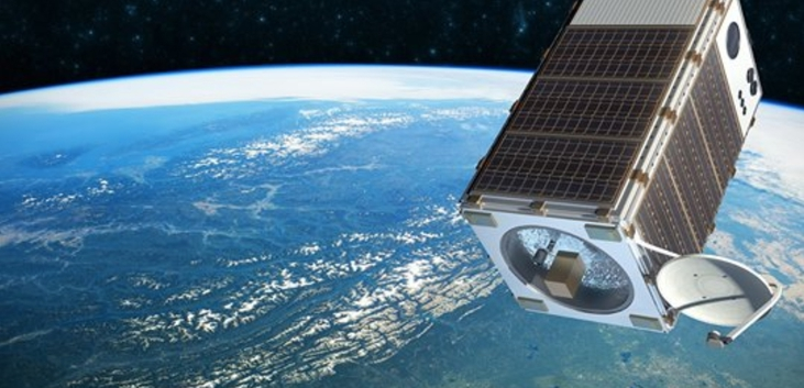 This New Satellite Will Combat Climate Change From Space