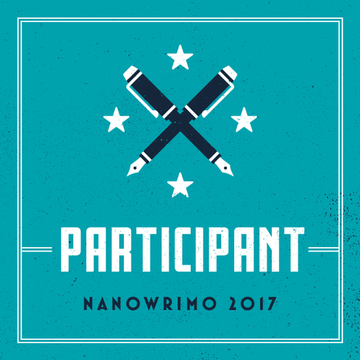 NANOWRIMO 2017! Are you participating?
