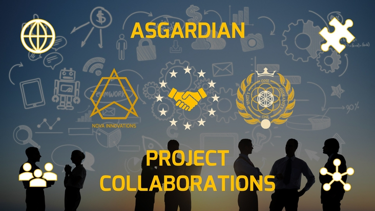 Asgardian Project Collaborations 2018