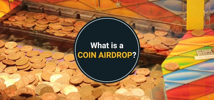 What does Tokens/Coins AirDrop mean? And how to earn cryptocurrency using AirDrop?