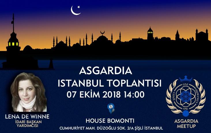 İstanbul Toplantısına Sadece Bir Kaç Gün Kaldı! Just a Few Days Left For the Istanbul Meeting!