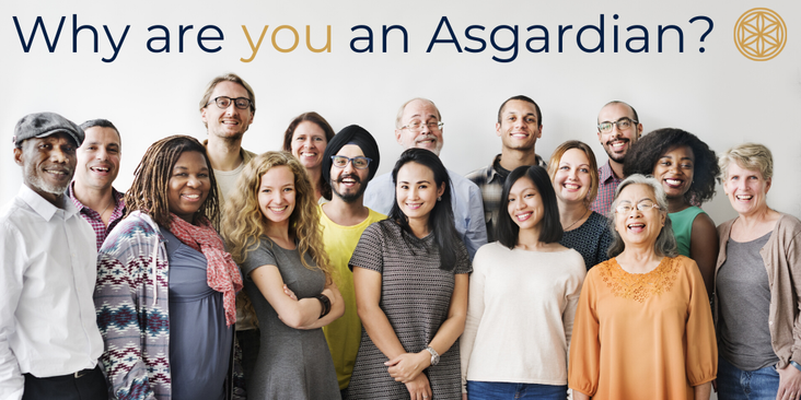 Why are you an Asgardian? Share your story with us!