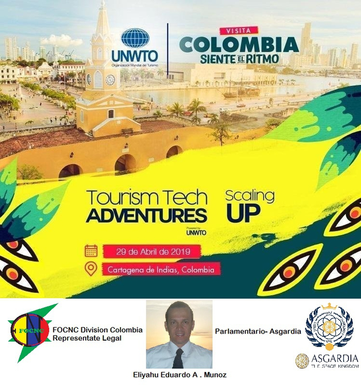 Tourism Tech Adventure Forum by UNWTO-United Nation World Tourism Organization