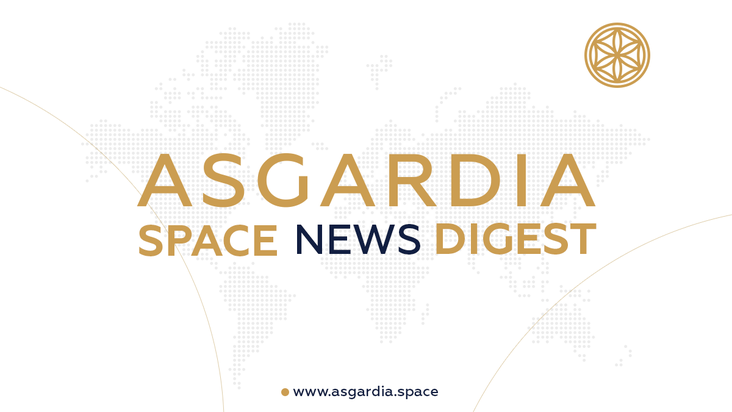 Asgardia Space News Daily Digest