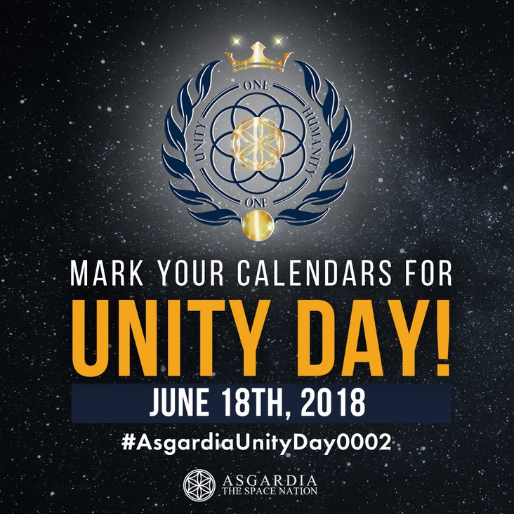 Unity Day is coming up soon