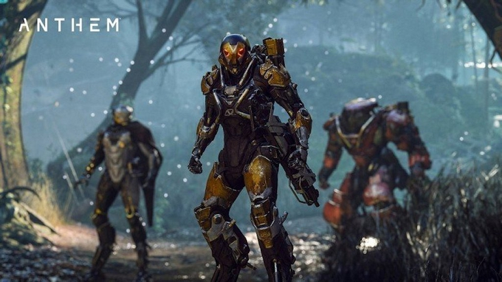 A review about Anthem (PS4)