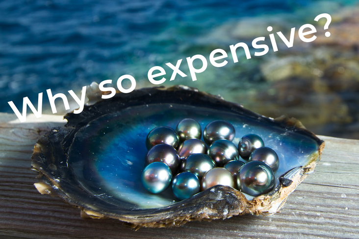 Why are pearls so pricey?