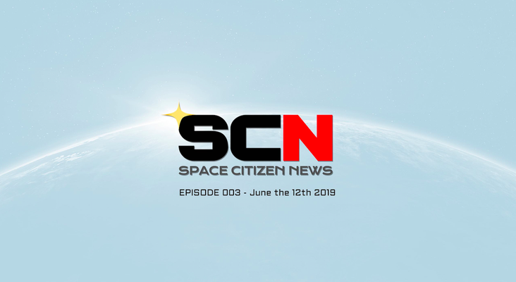 The 3rd Podcast Episode of Space Citizen News is out!!