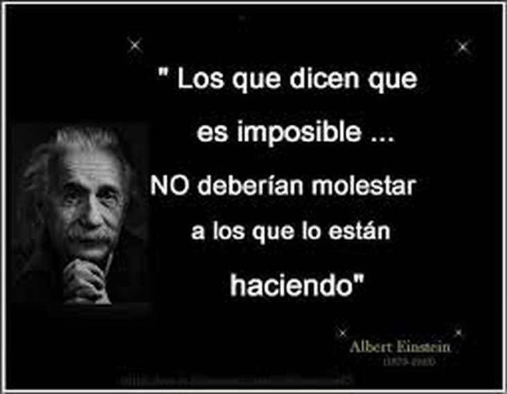 Imposible.  Impossible.