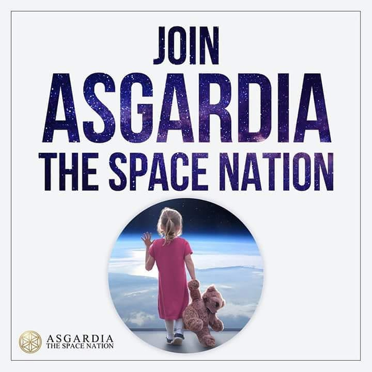 Asgardia; A First Ever Full-Fledged Space Nation