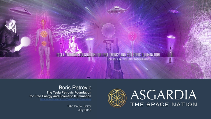 ASGARDIA SPACE NATION - PROPOSAL OF CANDIDATE FOR MINISTER OF SCIENCE   ASGARDIA SPACE NATION - MINISTRY OF SCIENCE
