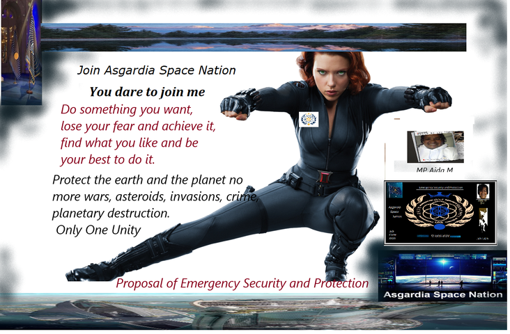 Physical Security      Join Me,  But first of all, join Asgardia Space Nation