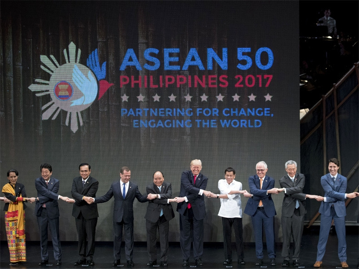 The ASEAN Summit     :      The Importance of World Leader Meetings