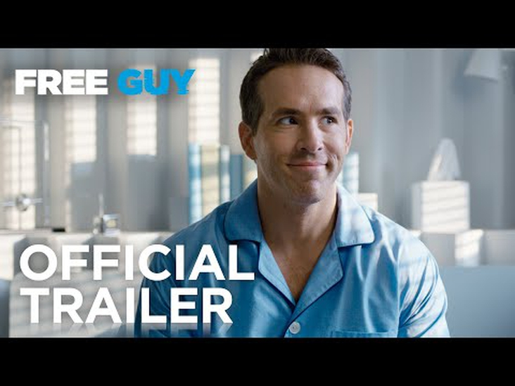 Free Guy - Official Trailer