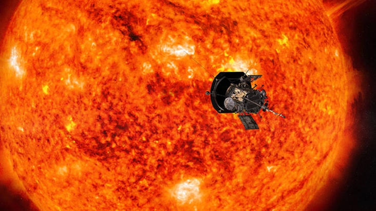NASA Will Launch a Spacecraft to 'Touch the Sun'