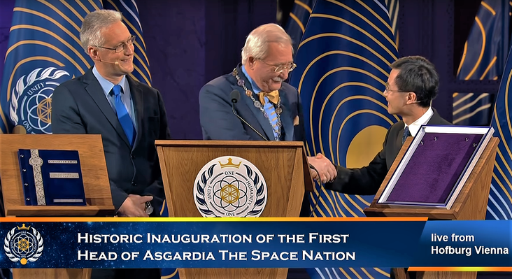 The Future of Asgardia and Humanity