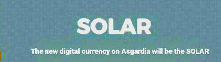 SOLOR CURRENCY