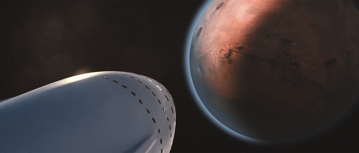 SpaceX's Mars Colony Plan: How Elon Musk Plans to Build a Million-Person Martian City