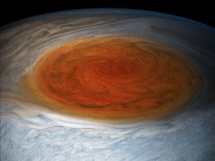 Jupiter's Great Red Spot Could Die Out in a Matter of Decades