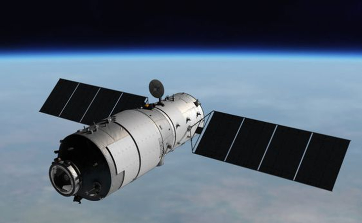 China's Tiangong-1 Space Lab Expected to Fall to Earth Over Easter Weekend