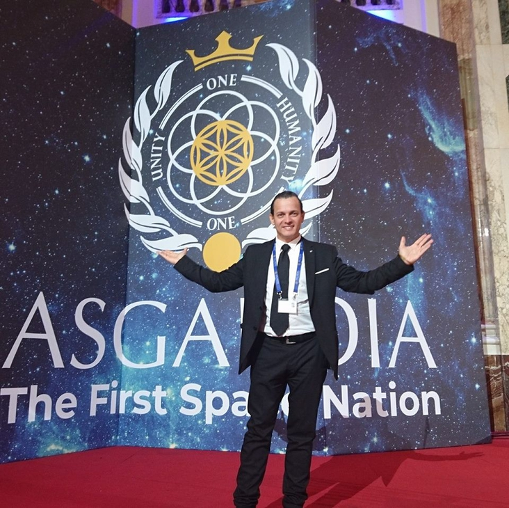 Thanks whom voted for me ! I am Officially Declarated as a Parliamentary for Asgardia 1st Space Nation!