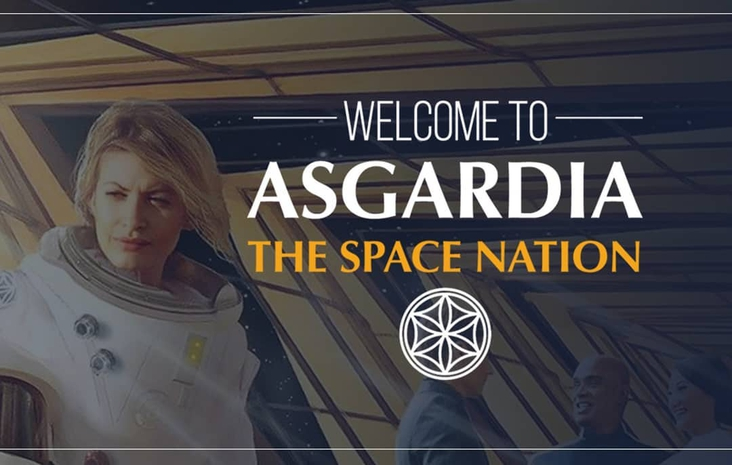 What is Asgardia