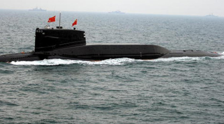 China using AI for submarines and foreign policy