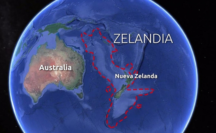 Earth Has A Brand-New Continent Called Zealandia, And It's Been Hiding In Plain Sight For Ages