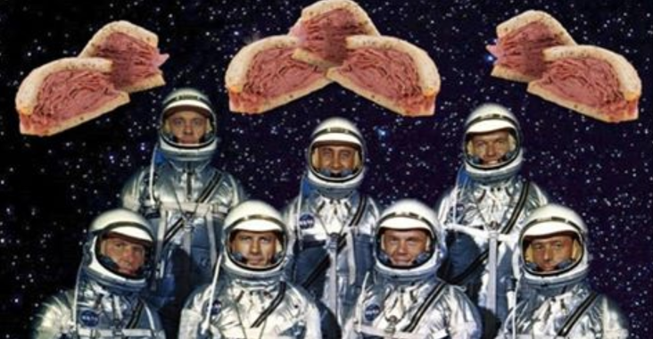 Why Your Sandwich Is Banned in Outer Space
