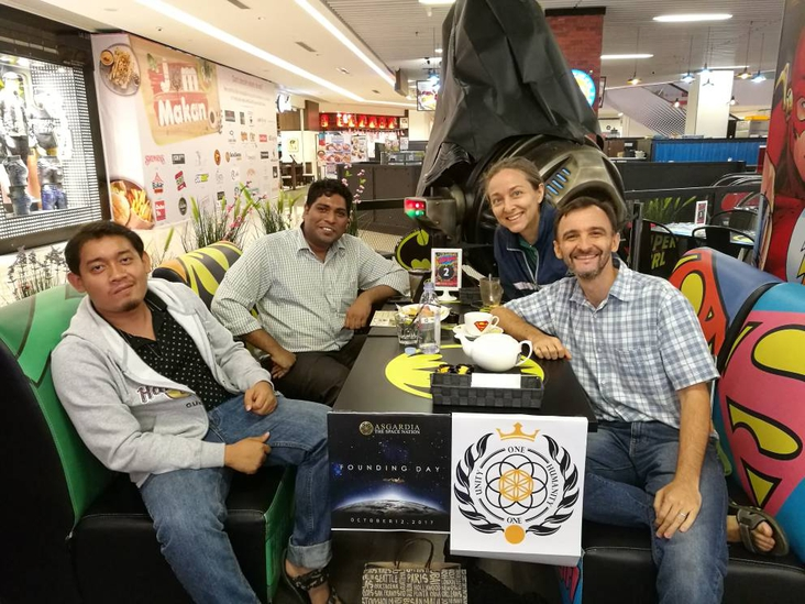 PICTURES OF ASGARDIA'S FIRST FOUNDING DAY ANNIVERSARY – KUALA LUMPUR MEET-UP!!