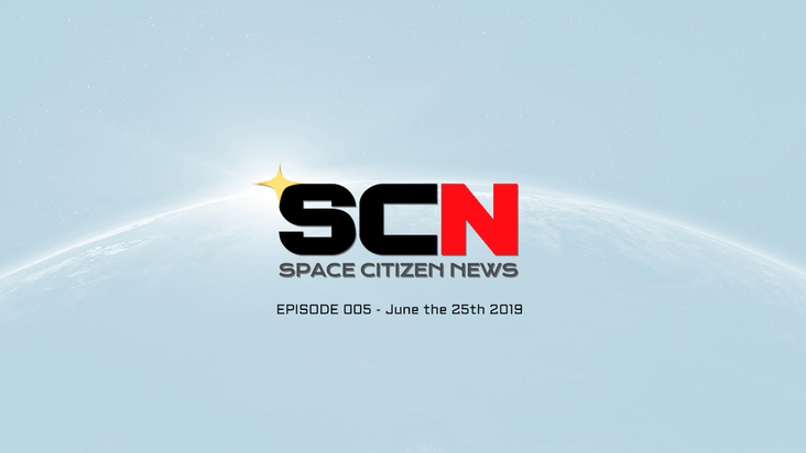 5th Podcast Episode of Space Citizen News is on air!