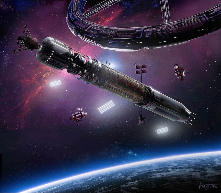 Asgardia is free from earth conflicts