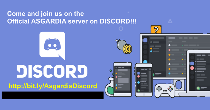 You're invited to DISCORD!!