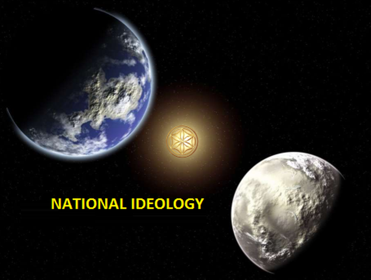 To the national ideology of Space Kingdom of Asgardia.