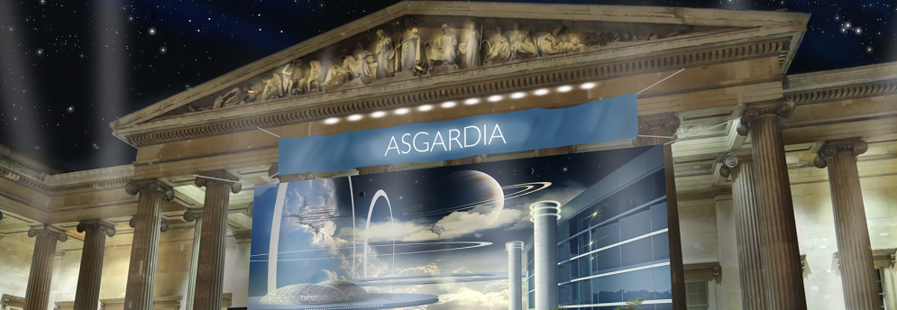 Asgardia in Davos <br> 21st – 25th January 2019