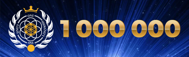 1 000 000 <br>Asgardian followers achieved!